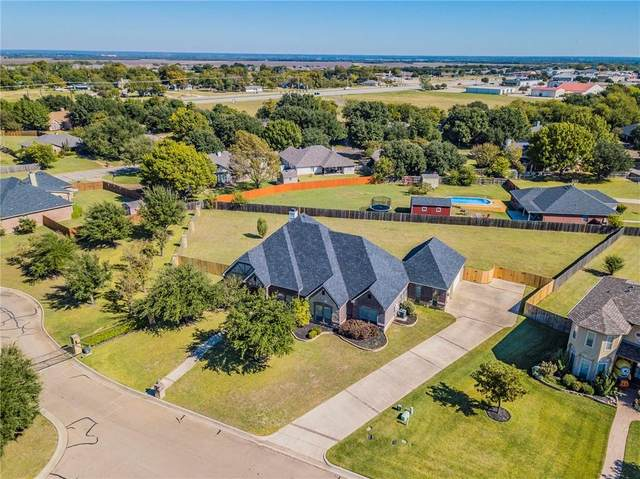 11 Lone Star Drive, Waco, TX 76708 (MLS #198599) :: A.G. Real Estate & Associates