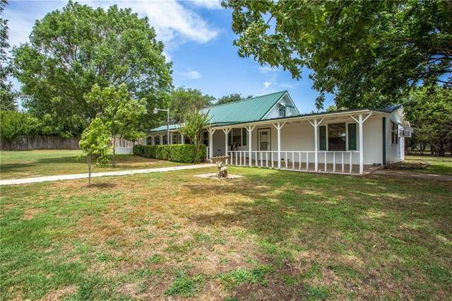 122 Cedar Creek Road, Whitney, TX 76692 (MLS #198607) :: A.G. Real Estate & Associates