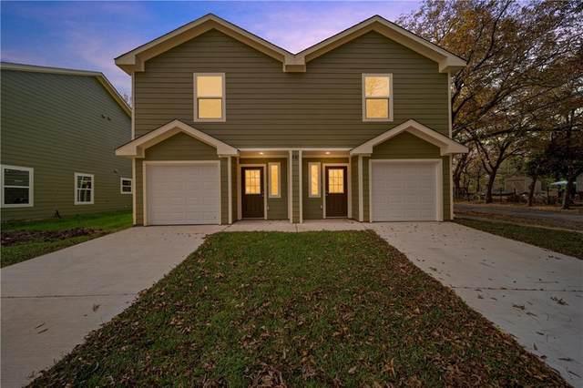 810 N 10th Street, Waco, TX 76707 (MLS #198609) :: A.G. Real Estate & Associates