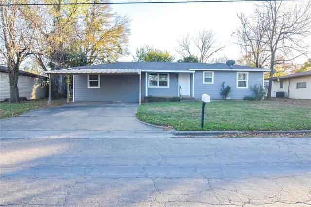 602 E Pine Street, West, TX 76691 (MLS #198646) :: A.G. Real Estate & Associates
