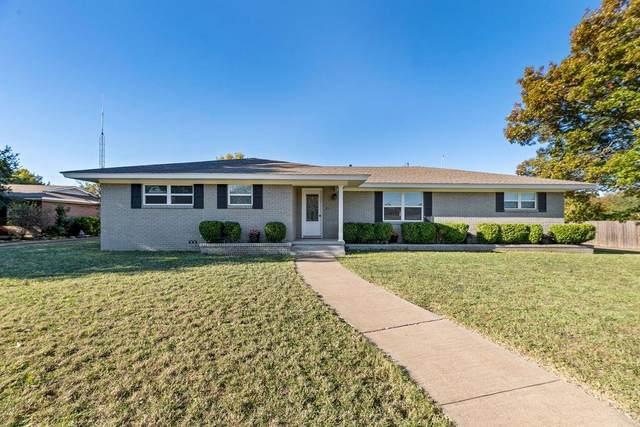 1224 Rambler Drive, Waco, TX 76710 (MLS #198656) :: A.G. Real Estate & Associates