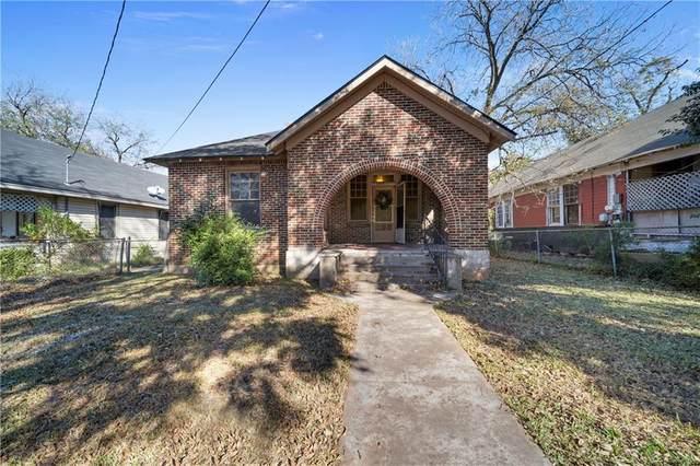 1517 N 11th Street, Waco, TX 76707 (MLS #198657) :: A.G. Real Estate & Associates
