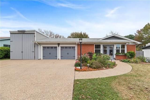 2007 Huntington Drive, Waco, TX 76710 (MLS #198713) :: A.G. Real Estate & Associates