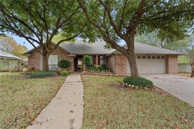 10155 Cougar Ridge Parkway, Waco, TX 76708 (MLS #198757) :: A.G. Real Estate & Associates