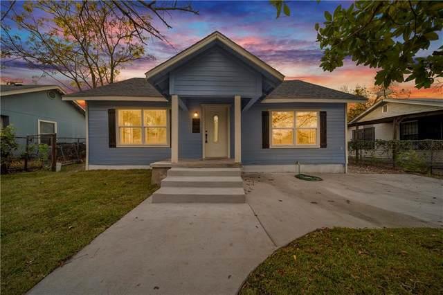 1615 Connor Avenue, Waco, TX 76706 (MLS #198760) :: Vista Real Estate