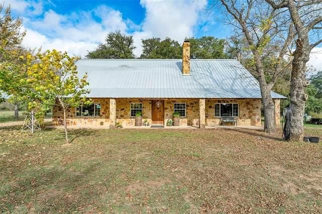 787 Oak Grove Loop, China Spring, TX 76633 (MLS #198763) :: Vista Real Estate