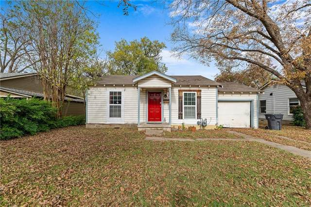 3609 Pine Avenue, Waco, TX 76708 (MLS #198779) :: A.G. Real Estate & Associates