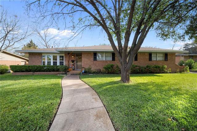 1240 Westwood Street, Waco, TX 76710 (#198787) :: Homes By Lainie Real Estate Group