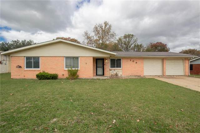 108 E Dawn Drive, Robinson, TX 76706 (MLS #198788) :: A.G. Real Estate & Associates