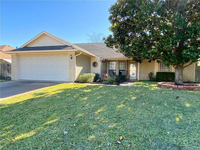 602 Indian Springs Drive, Waco, TX 76708 (#198803) :: Homes By Lainie Real Estate Group