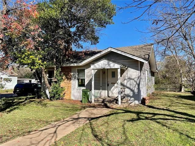 627 N 33rd Street, Waco, TX 76707 (#198826) :: Homes By Lainie Real Estate Group