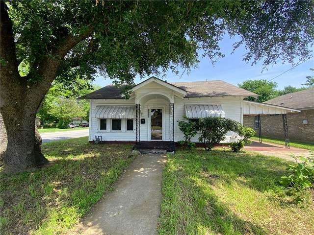 1225 Hood Street, Waco, TX 76704 (MLS #198827) :: Vista Real Estate