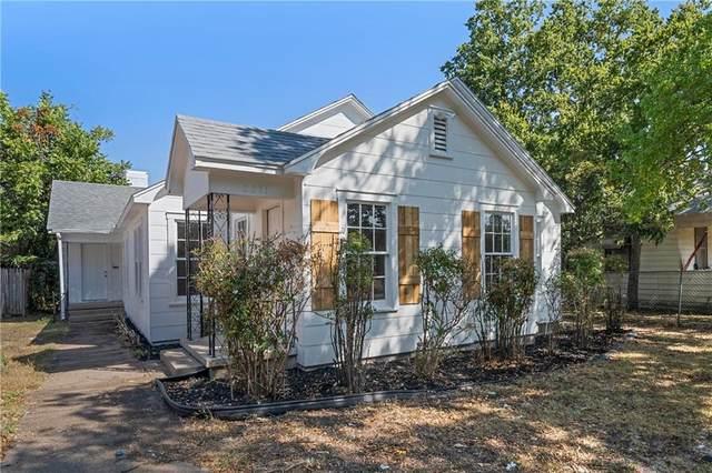 2211-2213 Parrott Avenue, Waco, TX 76707 (#198834) :: Homes By Lainie Real Estate Group