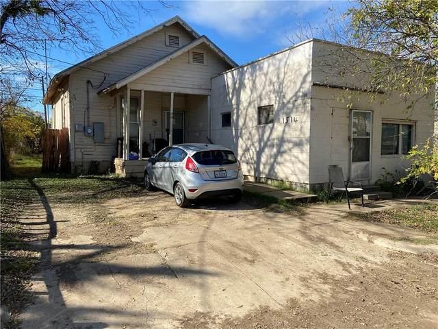1514 N 13th Street, Waco, TX 76707 (MLS #198885) :: Vista Real Estate