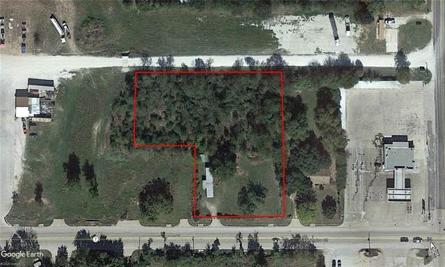 410 W Washington, Kosse, TX 76653 (MLS #198887) :: A.G. Real Estate & Associates