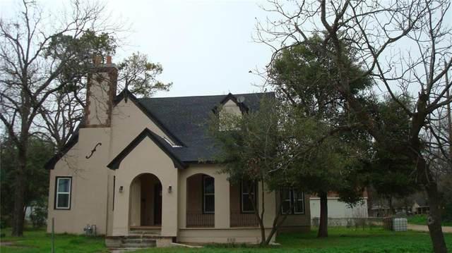 525 Chambers Street, Marlin, TX 76661 (MLS #198922) :: A.G. Real Estate & Associates
