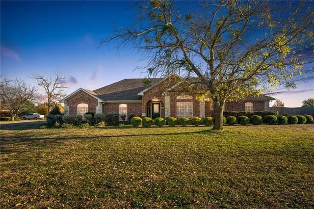 2655 Burl Lane, Lorena, TX 76655 (MLS #198933) :: A.G. Real Estate & Associates