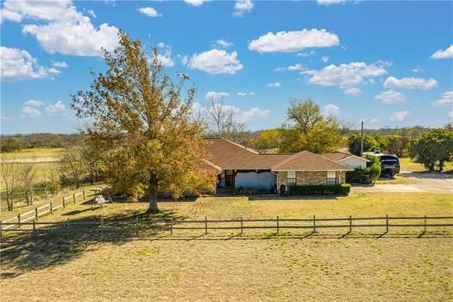 3035 Spring Valley Road, Lorena, TX 76655 (MLS #199011) :: A.G. Real Estate & Associates
