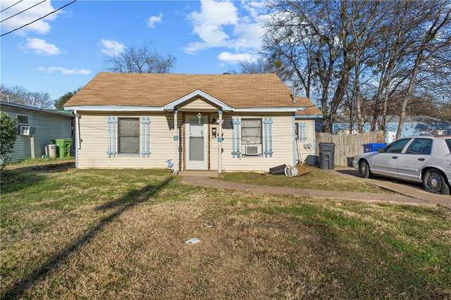 2717 Gurley Avenue, Waco, TX 76711 (MLS #199022) :: A.G. Real Estate & Associates