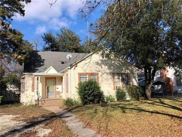 411 Gift Street, Marlin, TX 76661 (MLS #199029) :: A.G. Real Estate & Associates