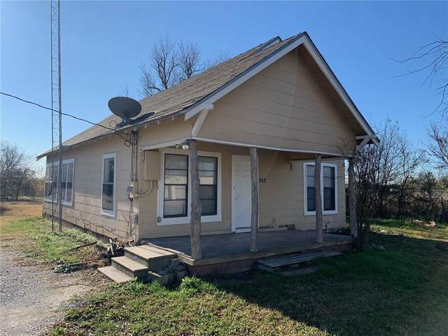 262 E Hilltop Road, Elm Mott, TX 76640 (MLS #199038) :: A.G. Real Estate & Associates