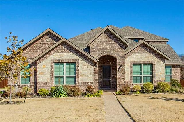 213 Woodhaven Trail, Mcgregor, TX 76657 (MLS #199137) :: A.G. Real Estate & Associates