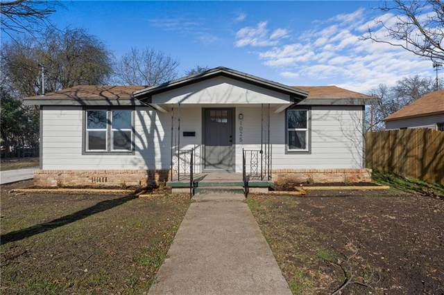1025 Oakwood Avenue, Waco, TX 76706 (MLS #199279) :: Vista Real Estate
