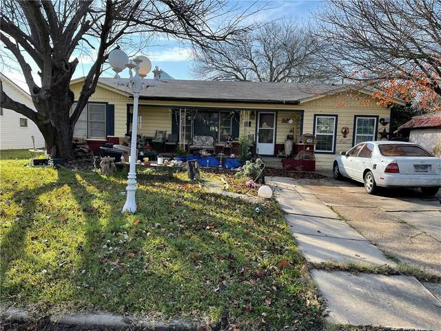 704 Grice Street, Waco, TX 76710 (MLS #199293) :: Vista Real Estate
