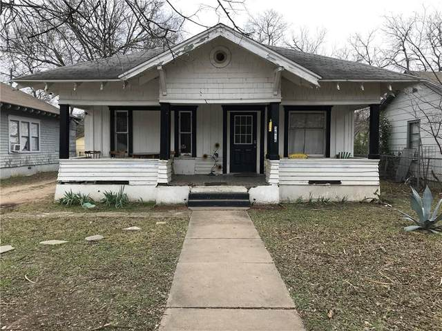 3616 Parrott Avenue, Waco, TX 76707 (MLS #199305) :: Vista Real Estate