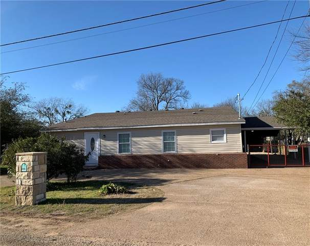 806 E 2nd Street, Mcgregor, TX 76657 (MLS #199311) :: A.G. Real Estate & Associates