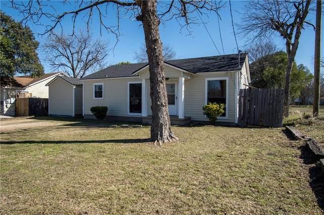 2712 Dutton Avenue, Waco, TX 76711 (MLS #199313) :: A.G. Real Estate & Associates