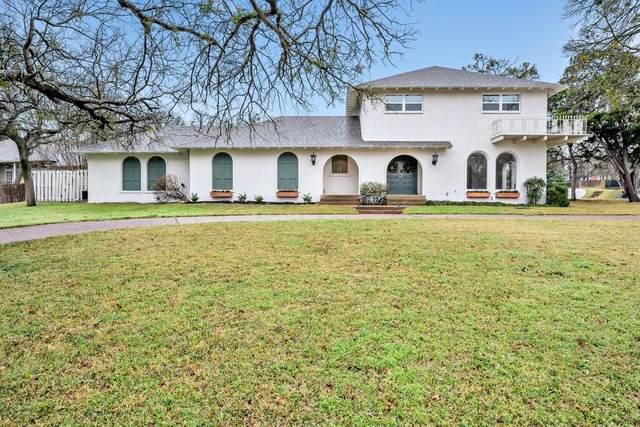 1020 Sleepy Hollow Road, Woodway, TX 76712 (MLS #199328) :: A.G. Real Estate & Associates