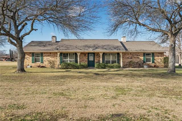 1311 Woodcock Drive, Robinson, TX 76706 (MLS #199330) :: A.G. Real Estate & Associates