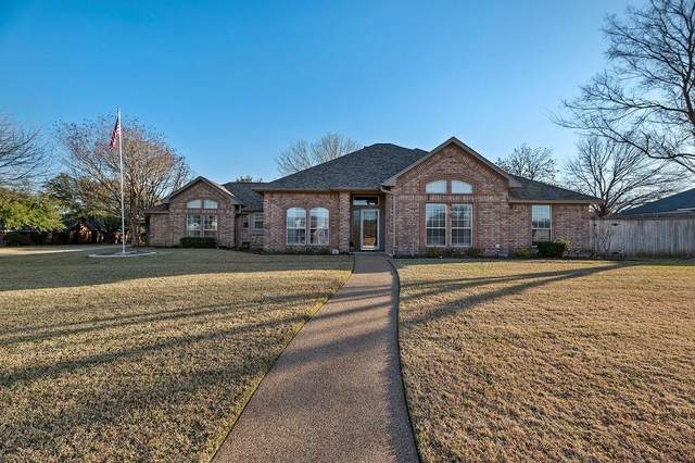 305 Baker Lane, Robinson, TX 76706 (#199338) :: Homes By Lainie Real Estate Group