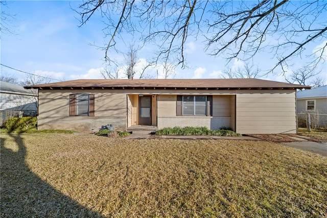 607 E Pine Street, West, TX 76691 (MLS #199340) :: A.G. Real Estate & Associates