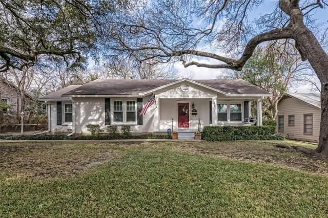4101 Erath Avenue, Waco, TX 76710 (MLS #199341) :: A.G. Real Estate & Associates