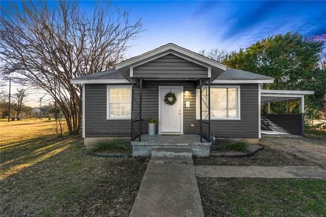 3204 N 20th Street, Waco, TX 76708 (MLS #199342) :: Vista Real Estate