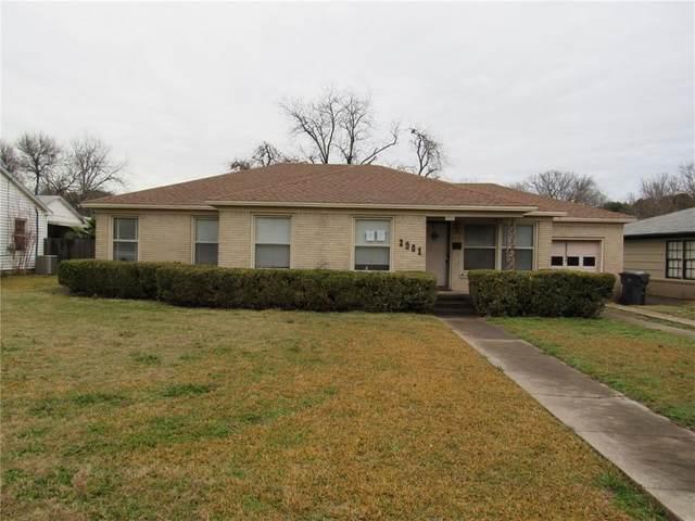 3901 Gorman Avenue, Waco, TX 76710 (MLS #199344) :: Vista Real Estate