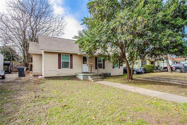 512 N 35th Street, Waco, TX 76710 (#199347) :: Homes By Lainie Real Estate Group
