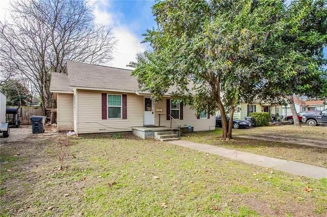 512 N 35th Street, Waco, TX 76710 (MLS #199347) :: A.G. Real Estate & Associates