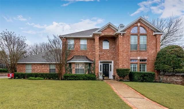 12004 Riverview Drive, Woodway, TX 76712 (MLS #199353) :: A.G. Real Estate & Associates