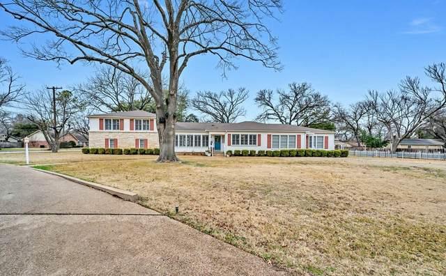 1025 W 8th Street, Mcgregor, TX 76657 (MLS #199366) :: A.G. Real Estate & Associates
