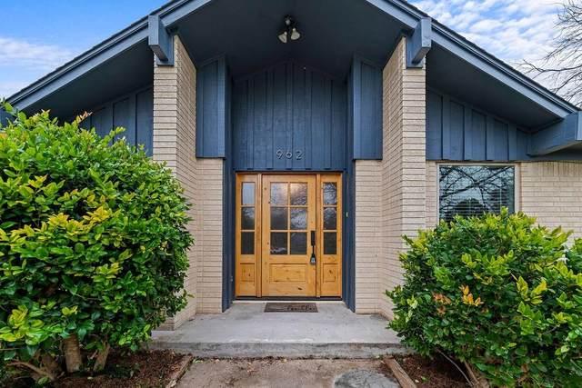 962 Deer Ridge Drive, Woodway, TX 76712 (MLS #199370) :: A.G. Real Estate & Associates