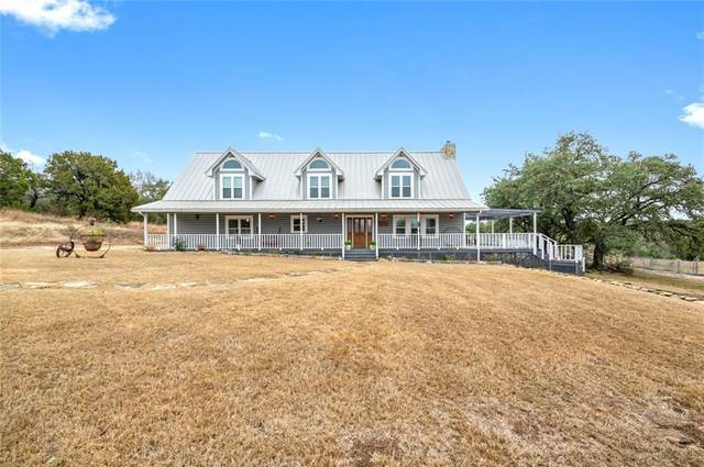 601 Indian Hills Road, Gatesville, TX 76528 (MLS #199390) :: A.G. Real Estate & Associates