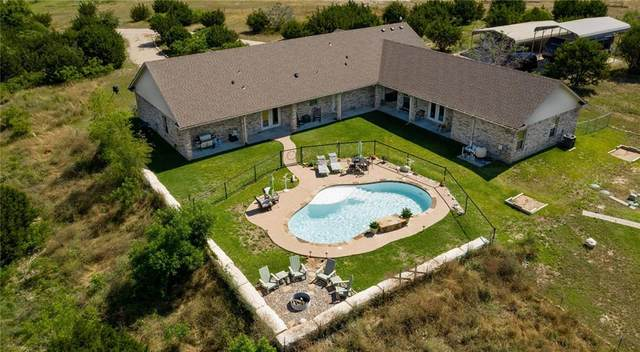 2384 Bend Of The Bosque Road, China Spring, TX 76633 (MLS #199397) :: A.G. Real Estate & Associates