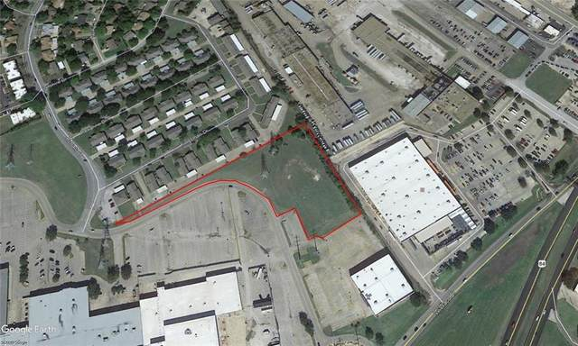 5801 Waco Drive, Waco, TX 76710 (MLS #199404) :: A.G. Real Estate & Associates