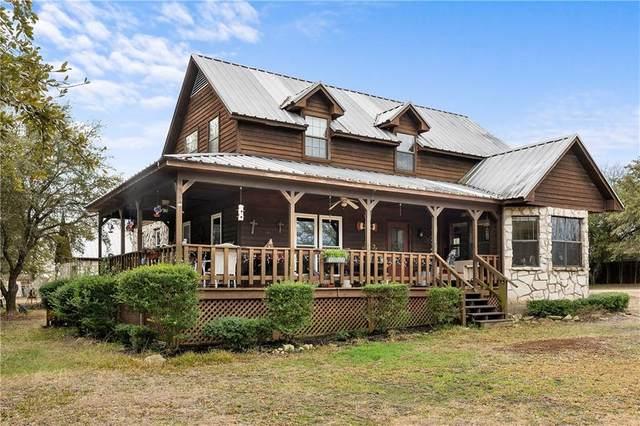 1 Chauna Way, Bruceville-Eddy, TX 76630 (MLS #199406) :: A.G. Real Estate & Associates