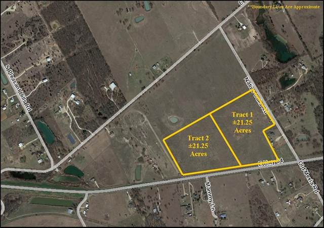 Tract 1 Native Oaks Road, Axtell, TX 76624 (MLS #199430) :: A.G. Real Estate & Associates