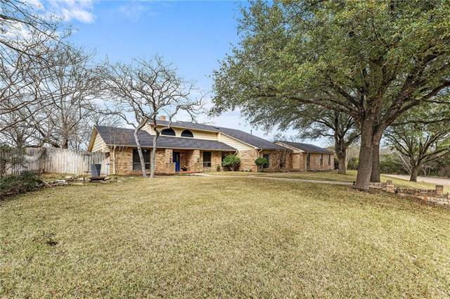 1081 Eagle Canyon Drive, China Spring, TX 76633 (MLS #199481) :: A.G. Real Estate & Associates