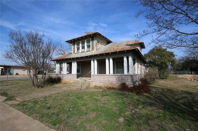 700 S Main Street, Mcgregor, TX 76657 (MLS #199500) :: A.G. Real Estate & Associates